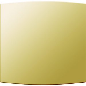 Full bow – polished brass